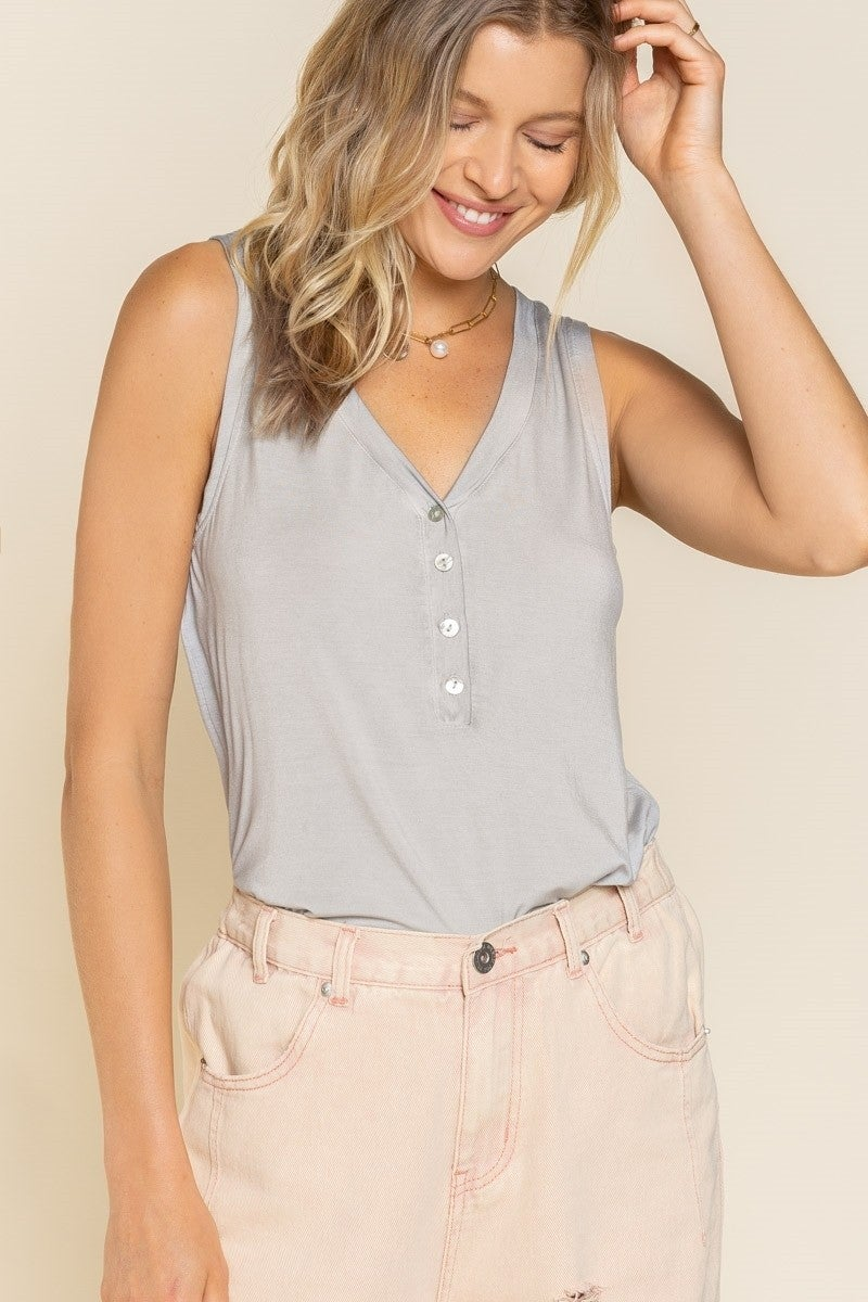 Not Your Typical Basic Top
