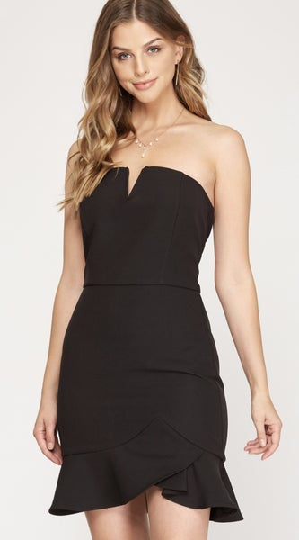 Going Out With a Bang Dress