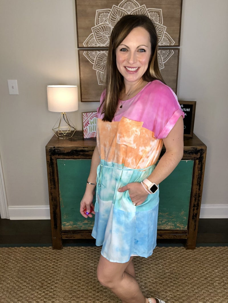 Color for Days Dress