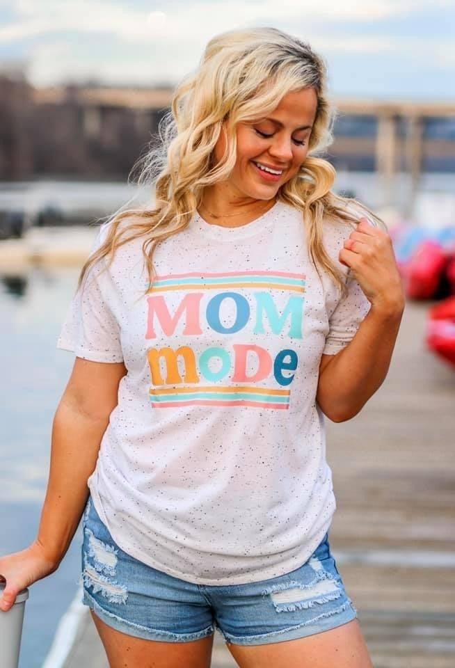 Mom Mode Tee