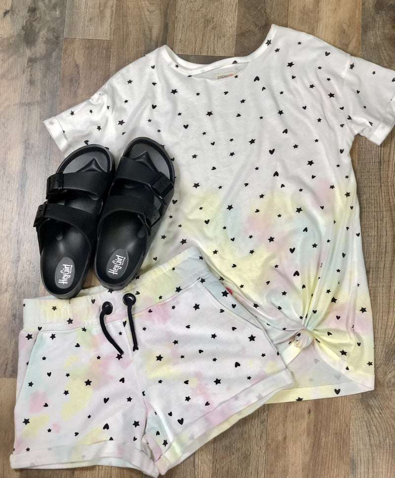 Seeing Stars and Hearts Top
