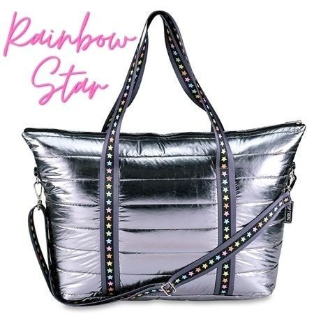 Puffer Overnight Bag