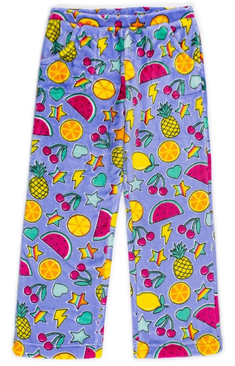 Candy Pink Pajama Pants