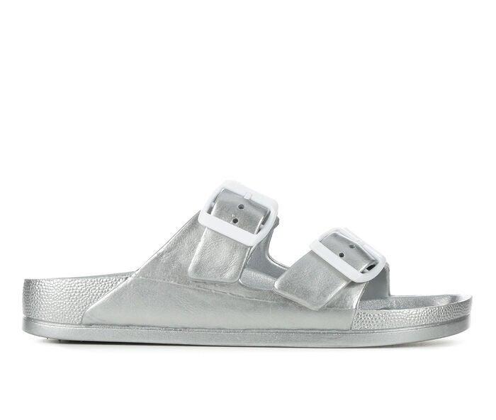 Silver Little Jasmine Sandal