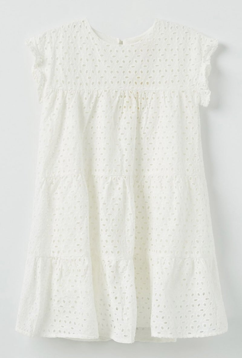 The Field of Daisies Dress