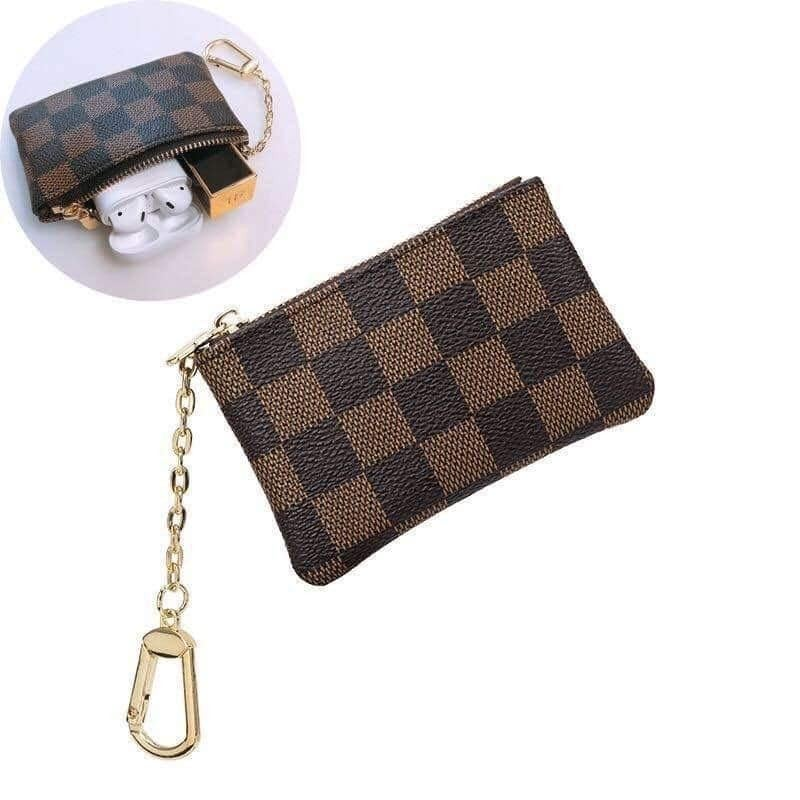 Keeping it Real Key Pouch