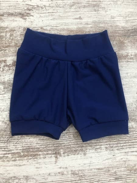 Royal Blue Shorties : Jena Bug Baby Boutique
