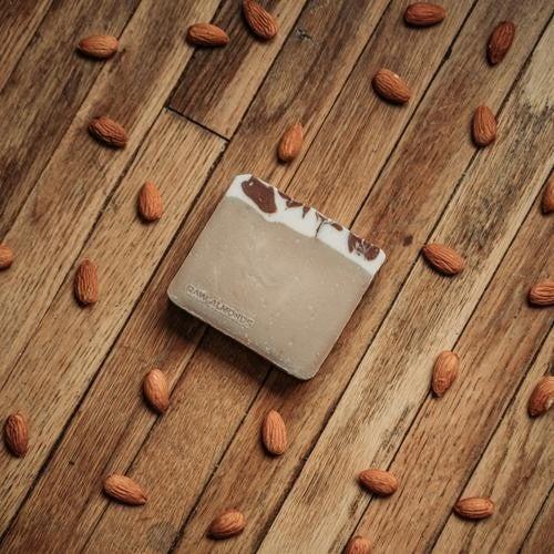 Raw Almonds Soap : Mountain Madness Soap