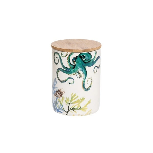 Octopus food-safe storage container