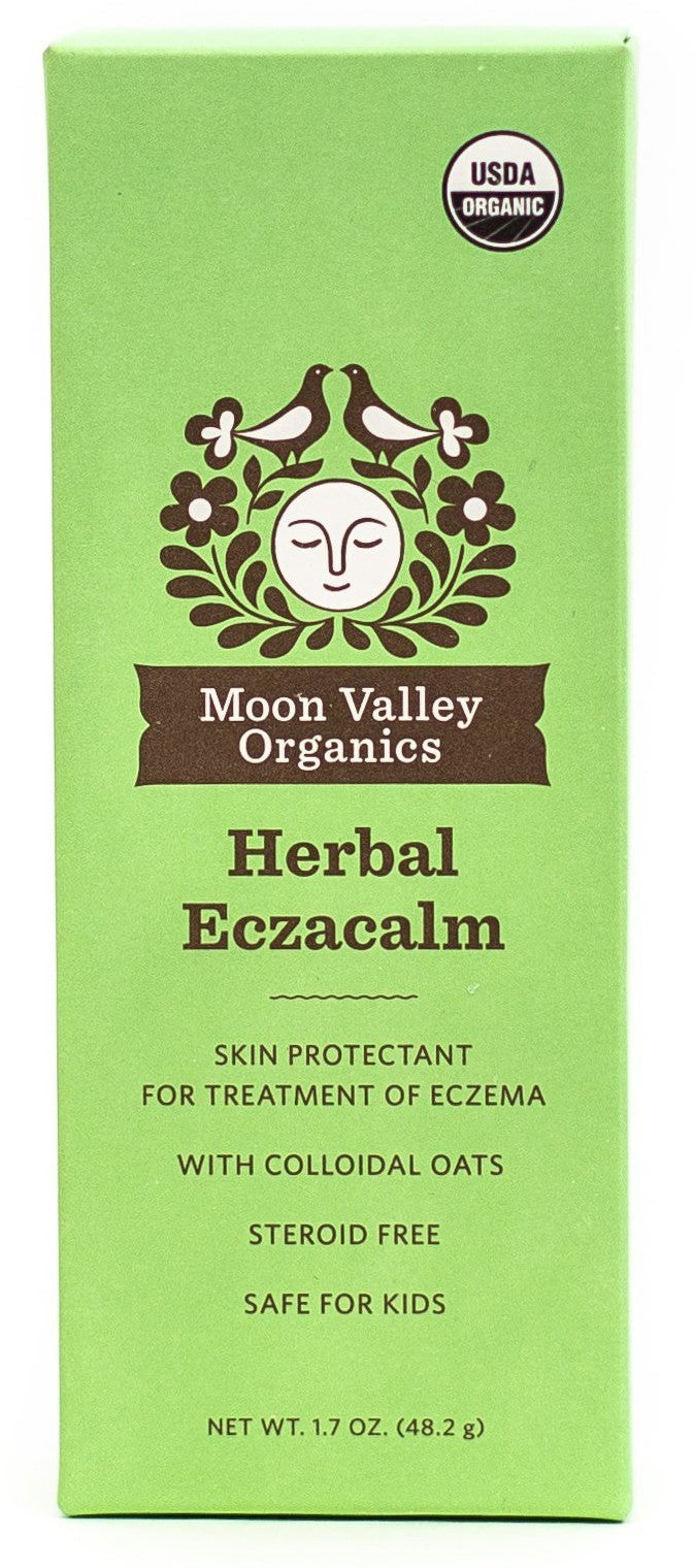Moon Valley Organics Herbal Eczacalm Salve