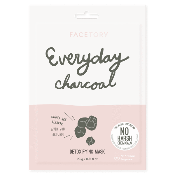 Facetory Skincare hydrating, purifying and soothing face masks