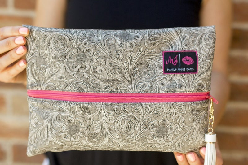 Makeup Junkie Bags : Southern Charm Bag