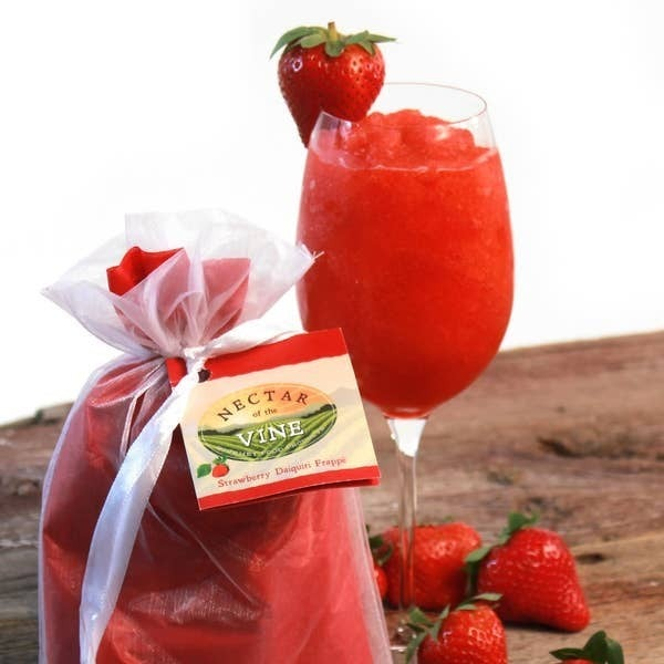 Nectar of the Vine - Strawberry Daiquiri Wine Slushy Mix
