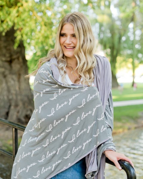 I Love You Blanket : Pipermoon (Pre-order, shipping/late August)