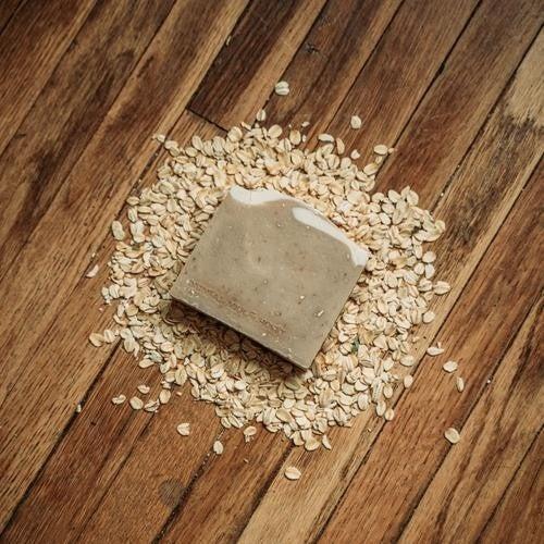 Oatmeal, Milk & Honey Soap: Mountain Madness Soap