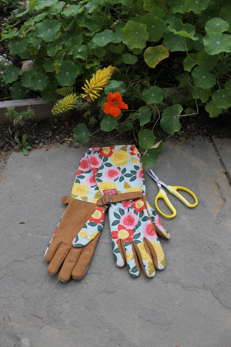 Womanswork Heirloom Garden Arm Saver Glove
