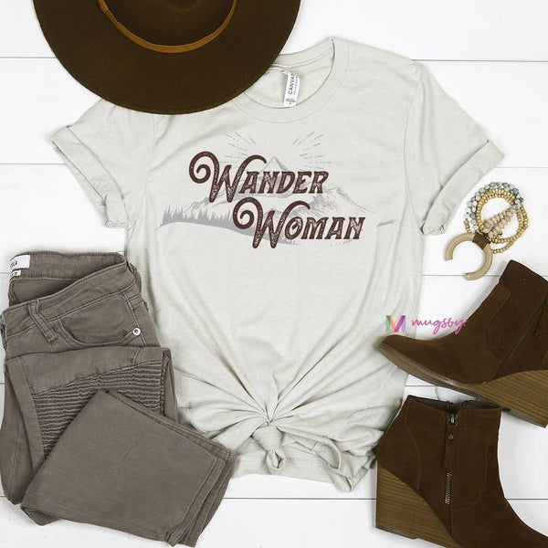 Wander Woman Shirt