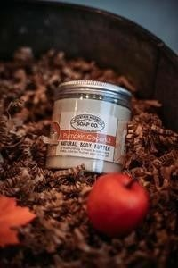 Pumpkin Coconut Body Butter : Mountain Madness Soap Co