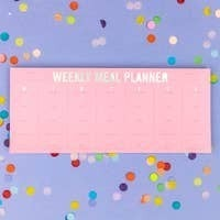 Intentional Eating Weekly Meal Planner