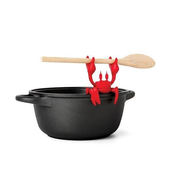 Red Spoon Holder : OTOTO