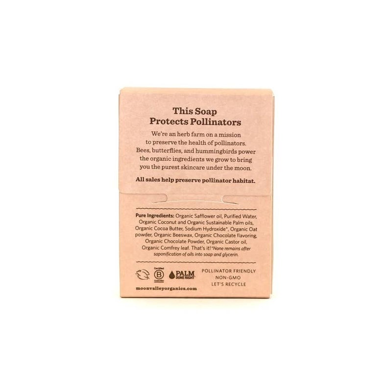 Moon Valley Organics herbal bar soap - Moon Valley Organics