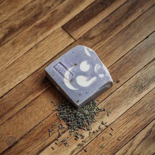 Organic Lavender Soap : Mountain Madness Soap Co