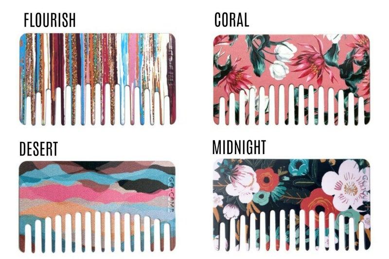Go-Comb - Wallet-sized comb