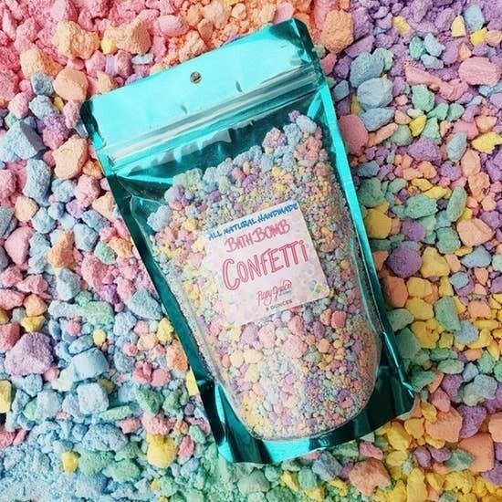 Bath Bomb Confetti