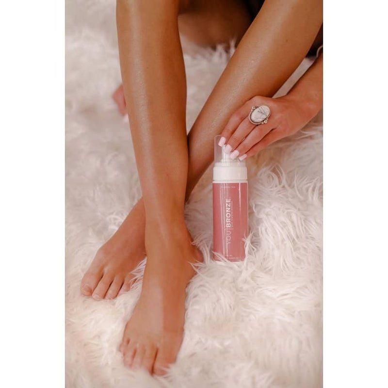 You Bronze Self-Tanner Mousse