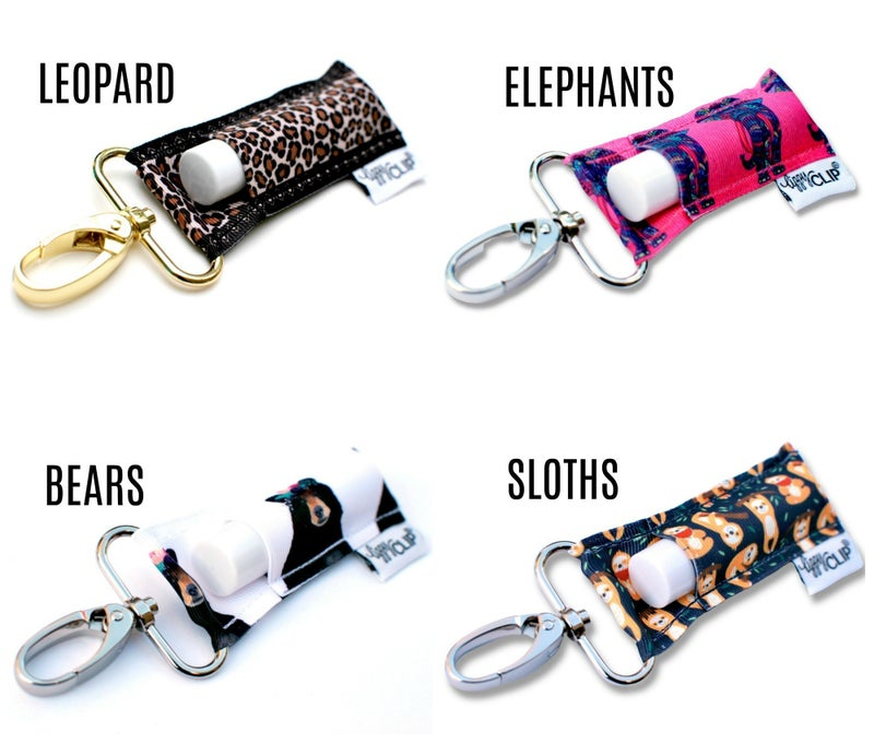 Lippy Clips - Pet and Animal Prints