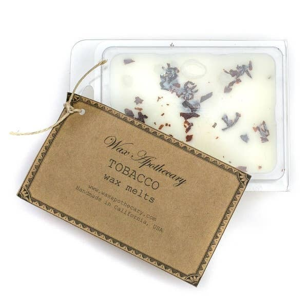 Tobacco scented Wax Melts  - Wax Apothecary