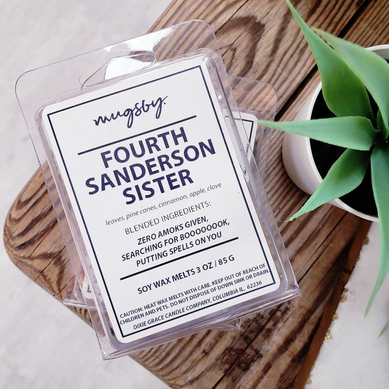 'The Fourth Sanderson Sister' soy wax melts