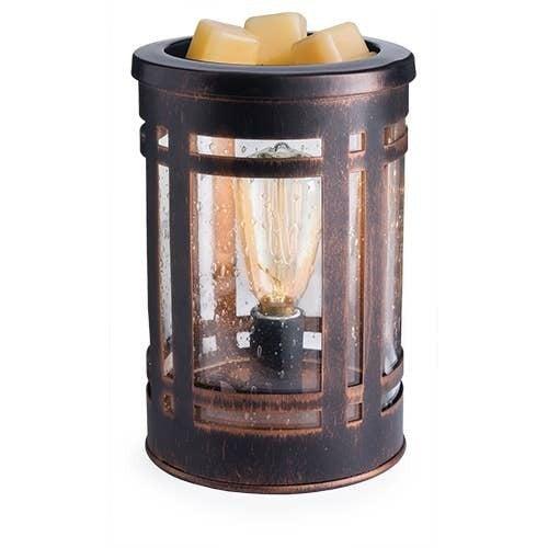 Old World Edison Bulb Wax Melter & Candle Warmer