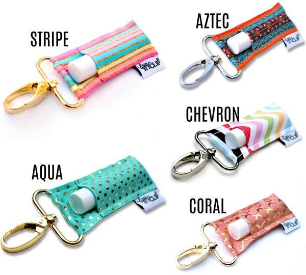 Lippy Clips - Stripes, Plaids and Geometrics *Final Sale*