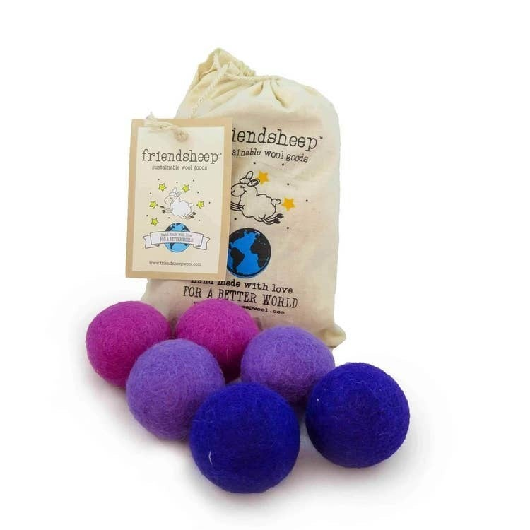 Friendsheep eco pet toy balls