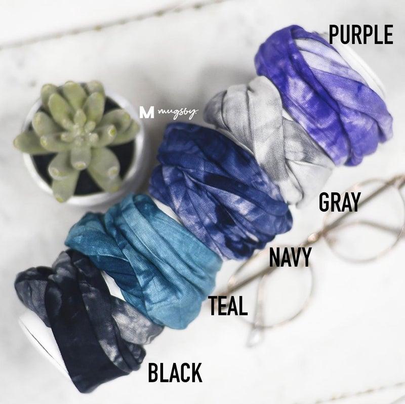 Tie-Dye Headbands