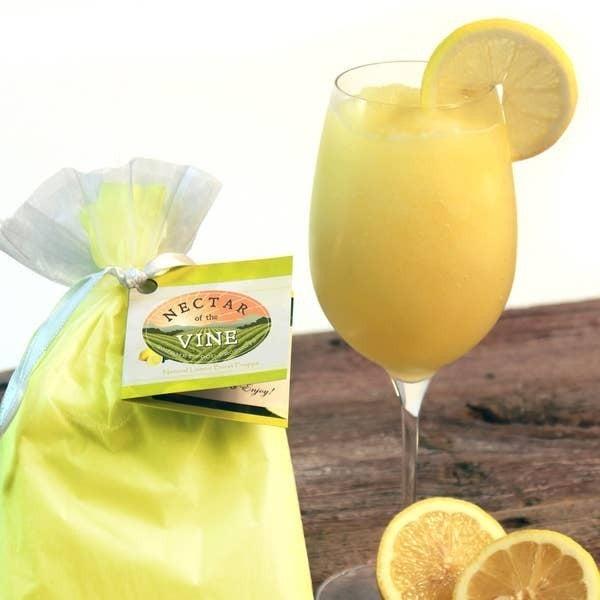 Nectar of the Vine - Lemon Burst Wine Slushy Mix