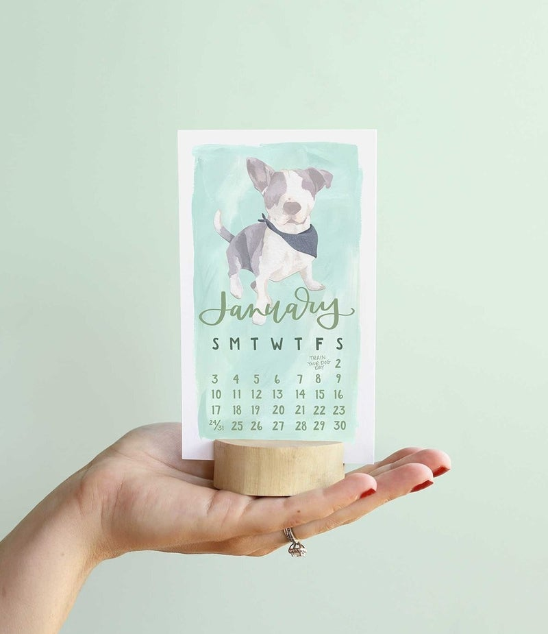 2021 Stump Dog Calendar