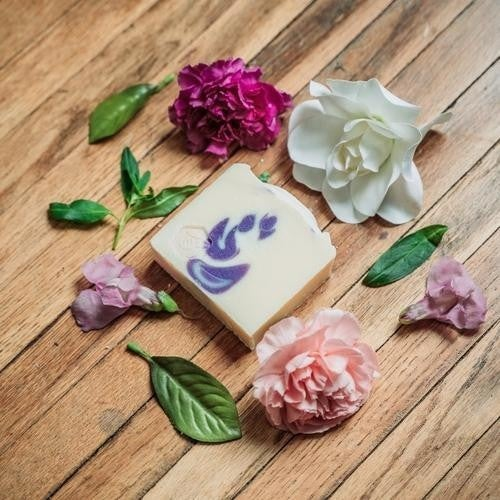 Lilacs in Bloom Soap: Mountain Madness Soap