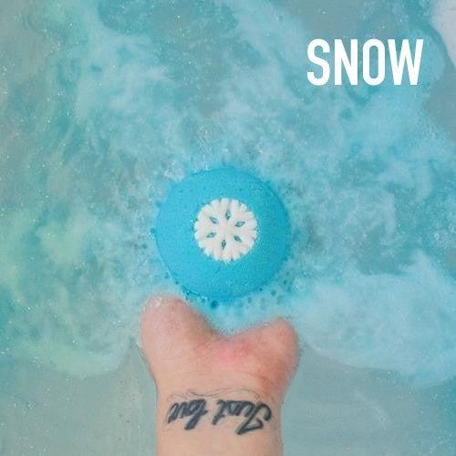 Mountain Madness Soap Co - Holiday Seasonal Bath Bomb