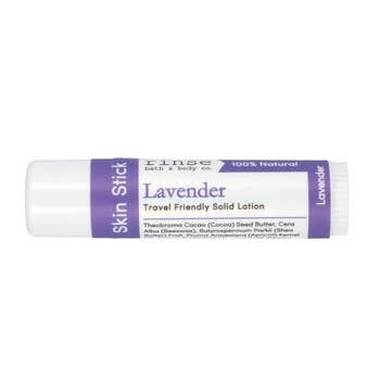 Lavender Skin Stick : Rinse Bath Body Inc