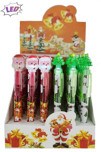 Holiday Light-up Pens