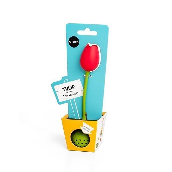 Tulip Tea Infuser : OTOTO