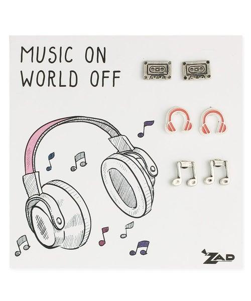 Music to My Ears  Earring Trio