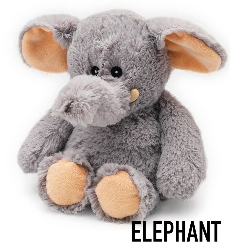 Warmies heatable stuffed animals