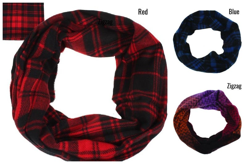 Figure 8 Scarf : David and Young