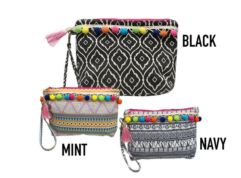 Boho Babe Clutch Bag