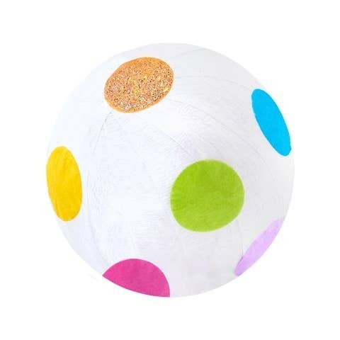 """Deluxe Polka Dots Surprise Ball 4"""""""
