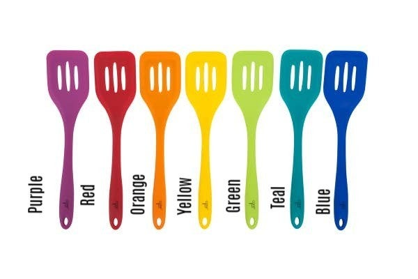Core Kitchen silicone slotted spatula