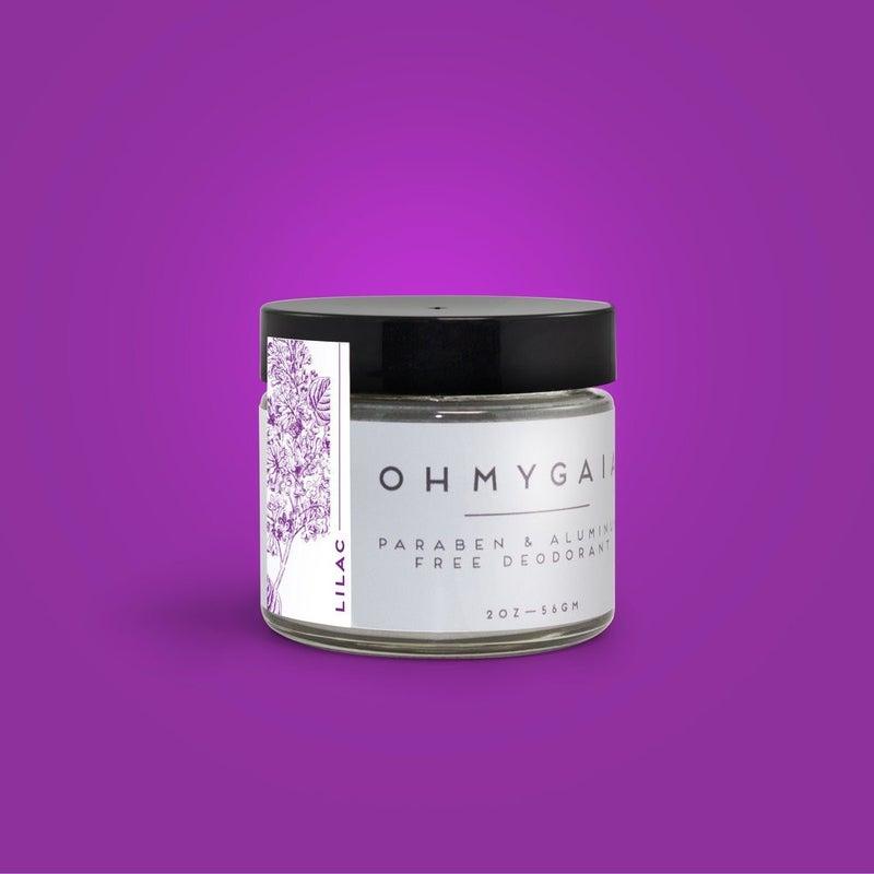 OHMYGAIA natural deodorant